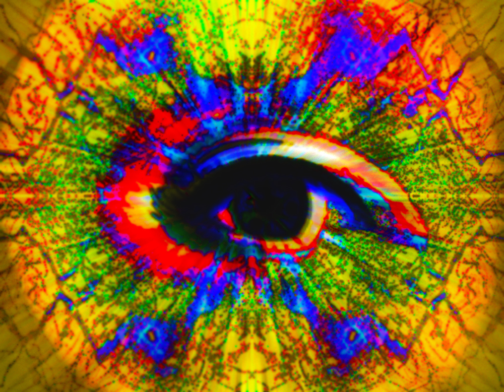Psychadellic Eye